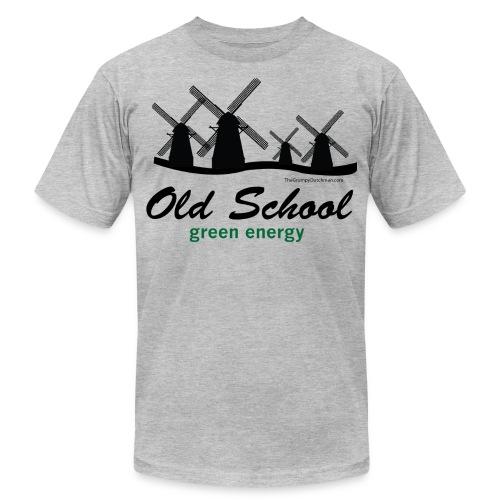 11 Old School - Unisex Jersey T-Shirt by Bella + Canvas