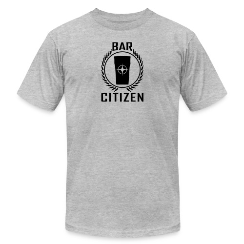 New Bar Citizen - Unisex Jersey T-Shirt by Bella + Canvas