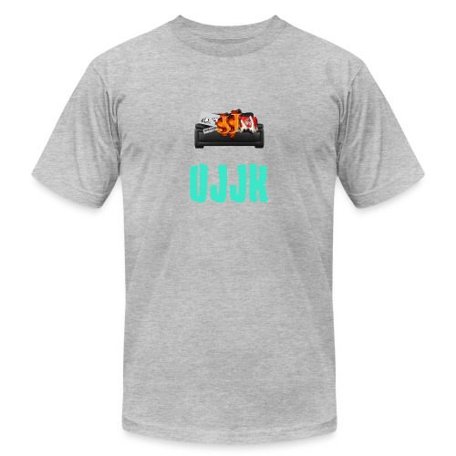 UJJK Merch - Men's  Jersey T-Shirt