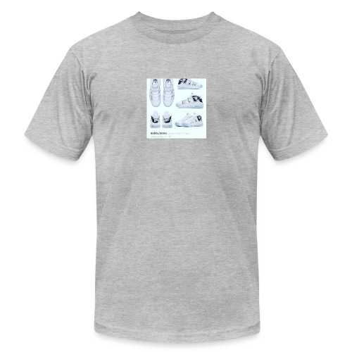 04EB9DA8 A61B 460B 8B95 9883E23C654F - Men's Jersey T-Shirt