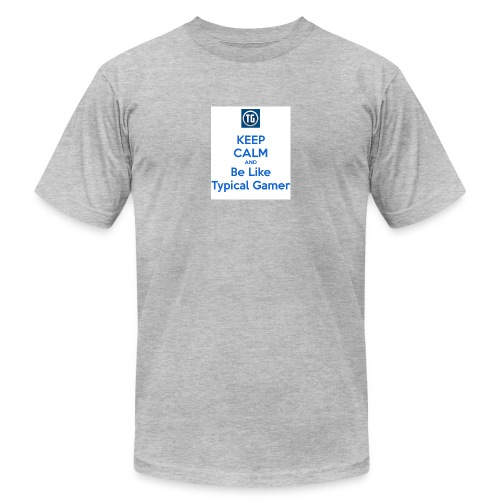 keep calm and be like typical gamer - Men's  Jersey T-Shirt