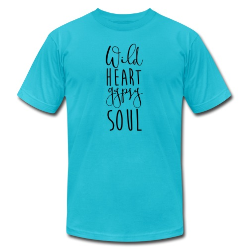 Cosmos 'Wild Heart Gypsy Sould' - Men's Jersey T-Shirt