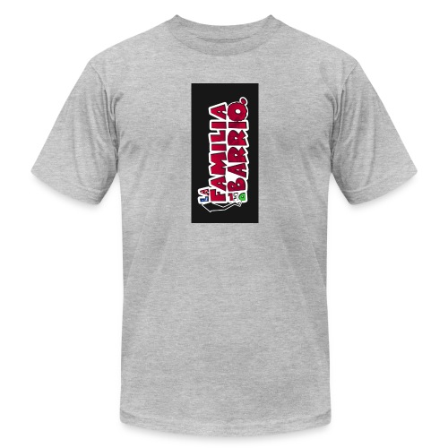 case2biphone5 - Unisex Jersey T-Shirt by Bella + Canvas