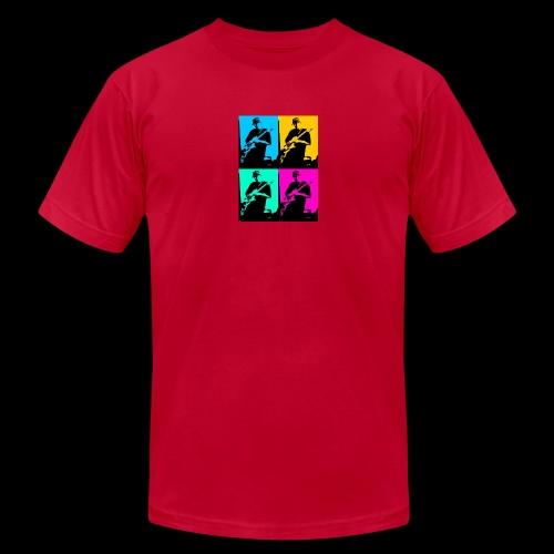LGBT Support - Men's  Jersey T-Shirt