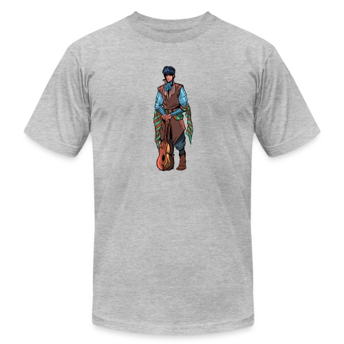 Billsby1 png - Unisex Jersey T-Shirt by Bella + Canvas