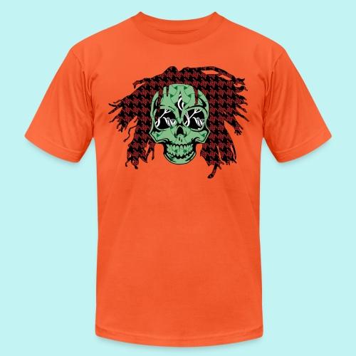 BOB MARLEY SKULLY - Unisex Jersey T-Shirt by Bella + Canvas