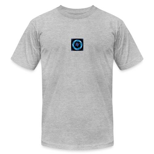 MY YOUTUBE LOGO 3 - Unisex Jersey T-Shirt by Bella + Canvas