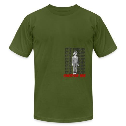 dogidear - Unisex Jersey T-Shirt by Bella + Canvas