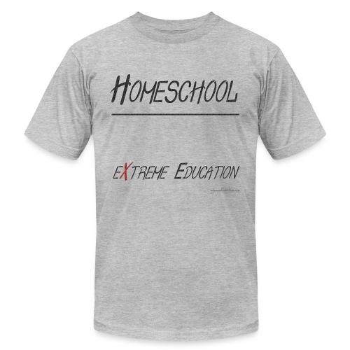 Homeschool eXtreme Edu - Unisex Jersey T-Shirt by Bella + Canvas