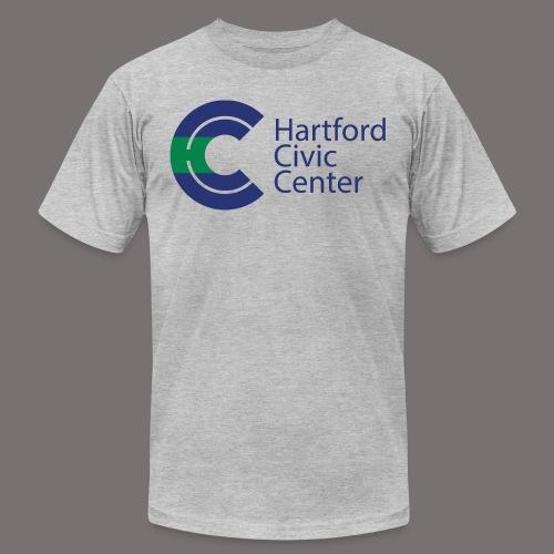 Hartford Center - Unisex Jersey T-Shirt by Bella + Canvas