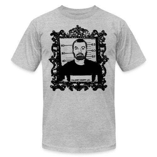 Framed Steven Avery - Unisex Jersey T-Shirt by Bella + Canvas