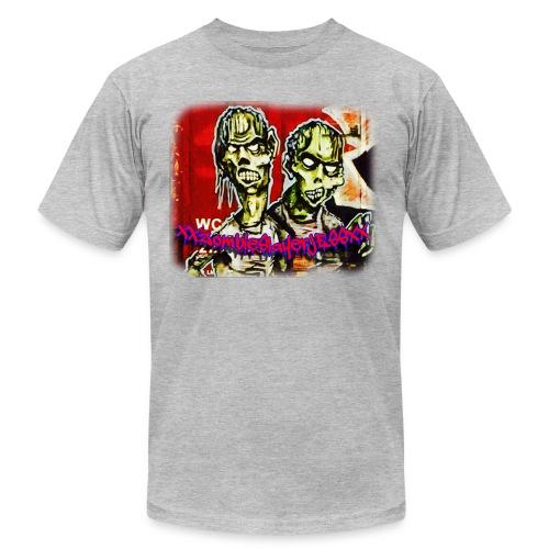 xxZombieSlayerJESSxx - Unisex Jersey T-Shirt by Bella + Canvas