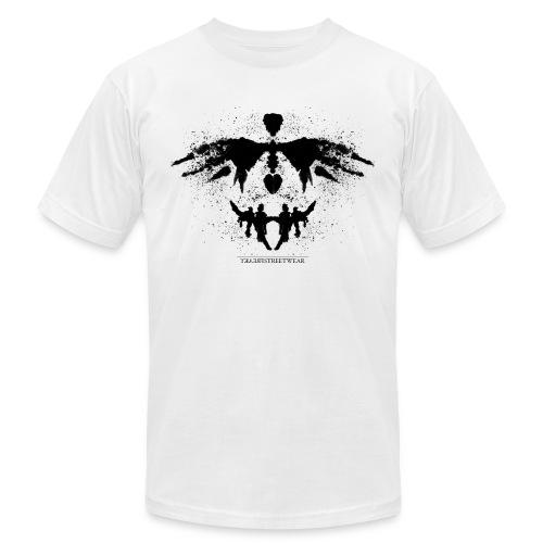 Rorschach - Unisex Jersey T-Shirt by Bella + Canvas