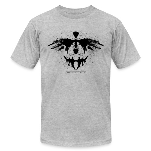 Rorschach - Unisex Jersey T-Shirt by Bella + Canvas