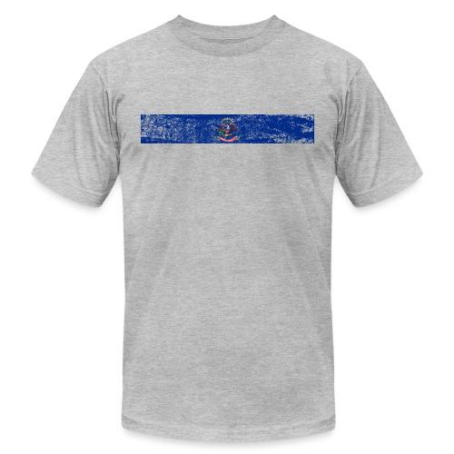 North Dakota - Unisex Jersey T-Shirt by Bella + Canvas