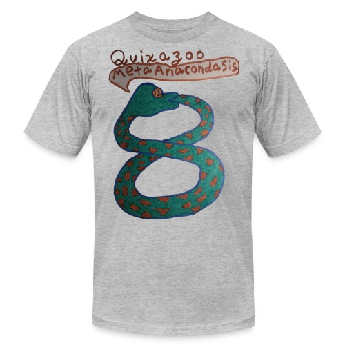 Quixazoo24 Yang - Unisex Jersey T-Shirt by Bella + Canvas