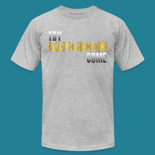 Thy Kingdom Come - Men's  Jersey T-Shirt