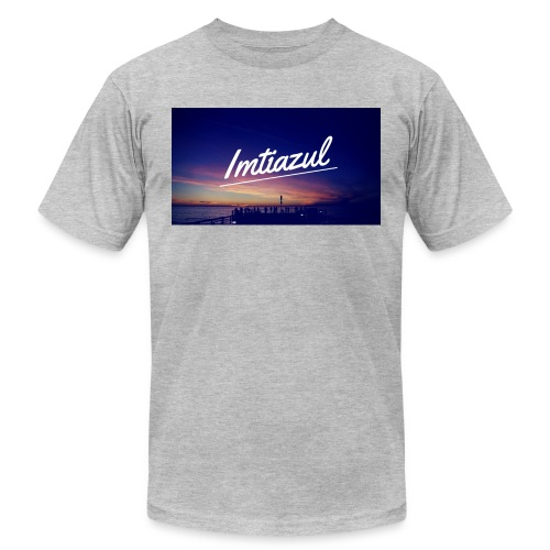 Copy of imtiazul - Men's  Jersey T-Shirt