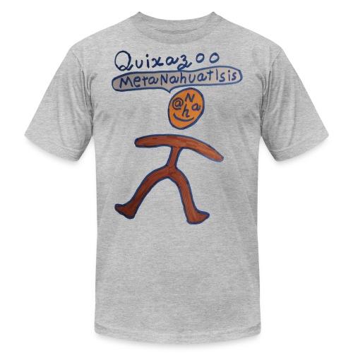 Quixazoo20 Yang - Unisex Jersey T-Shirt by Bella + Canvas