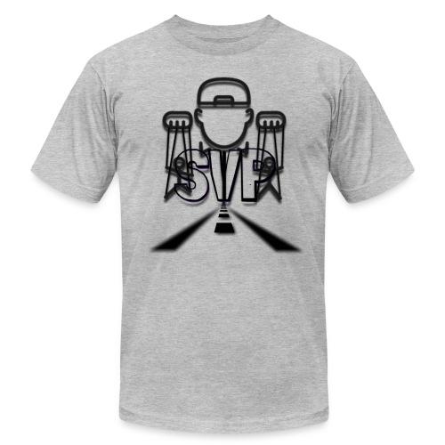 logo 2 4 - Men's  Jersey T-Shirt