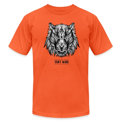 Stay Wild - Unisex Jersey T-Shirt by Bella + Canvas