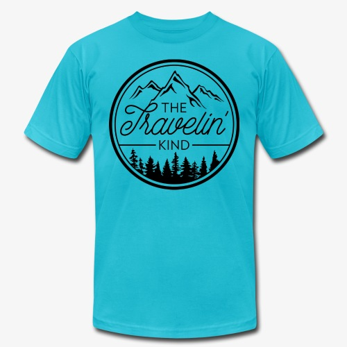 The Travelin Kind - Men's  Jersey T-Shirt