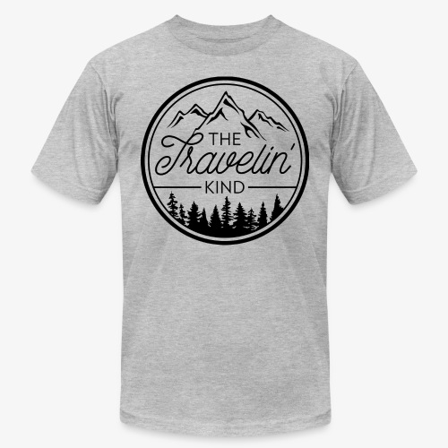 The Travelin Kind - Men's  Jersey T-Shirt