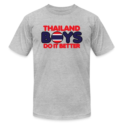 2020 Boys Do It Better 06 Thailand - Unisex Jersey T-Shirt by Bella + Canvas