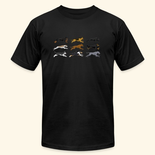 The Starting Nine - Men's  Jersey T-Shirt