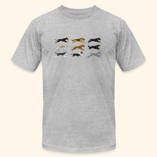The Starting Nine - Men's Jersey T-Shirt