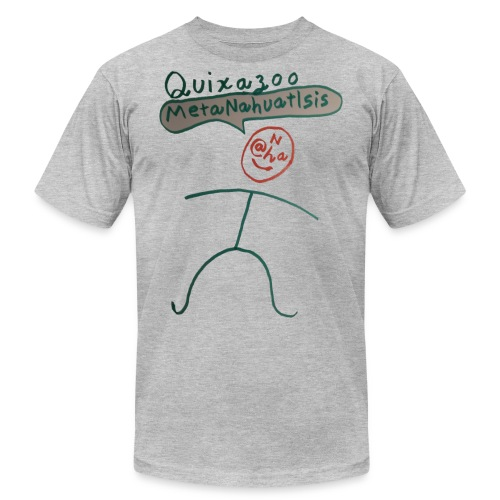 Quixazoo21 Yang - Unisex Jersey T-Shirt by Bella + Canvas
