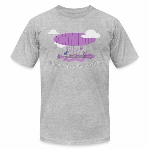 Airship of Dreams - Men's  Jersey T-Shirt