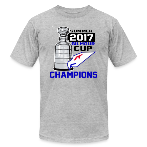 Intangibles Summer 17 Gilmour Cup Champs T-Shirt - Men's  Jersey T-Shirt