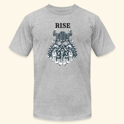 RISE CELTIC WARRIOR - Unisex Jersey T-Shirt by Bella + Canvas