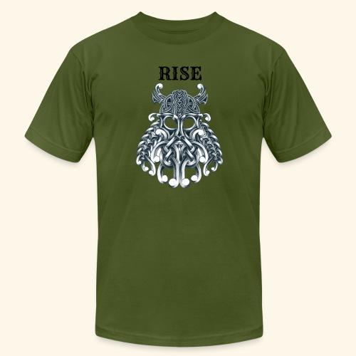 RISE CELTIC WARRIOR - Unisex Jersey T-Shirt by Bella + Canvas