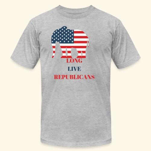 LONG LIVE REPUBLICANS - Men's  Jersey T-Shirt