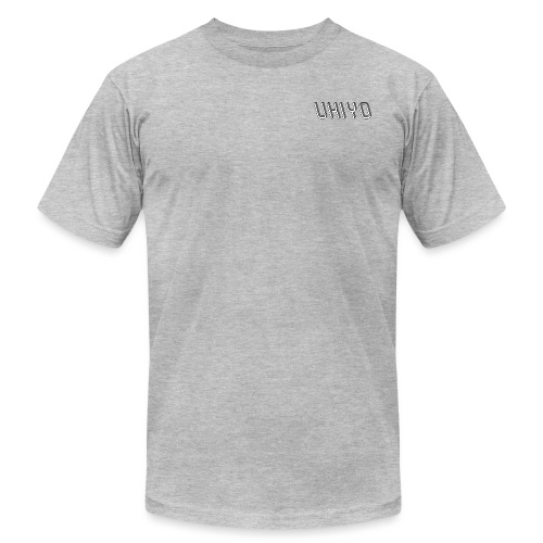Ukiyo Logo Tee - Unisex Jersey T-Shirt by Bella + Canvas