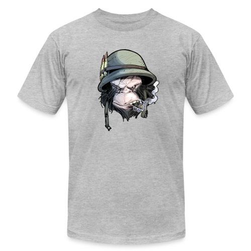 PRIMATE FALLS - FACE - Men's  Jersey T-Shirt