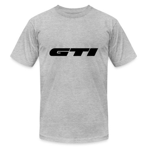 GTI - Unisex Jersey T-Shirt by Bella + Canvas