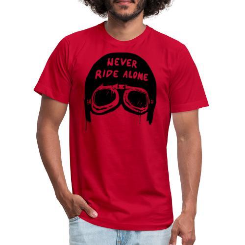 Urban Cruiser - Unisex Jersey T-Shirt by Bella + Canvas