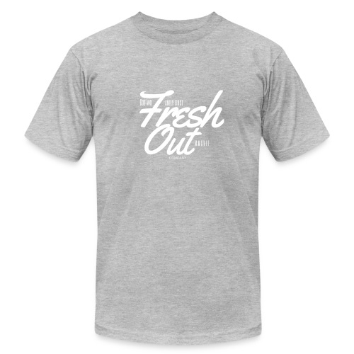 Fresh Out Beats Logo 24 - Men's  Jersey T-Shirt