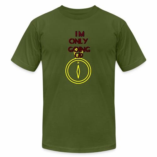Im only going up - Men's Jersey T-Shirt