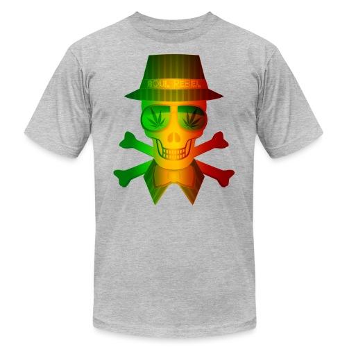 Rasta Man Rebel - Unisex Jersey T-Shirt by Bella + Canvas