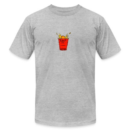 Beer pong - Men's  Jersey T-Shirt
