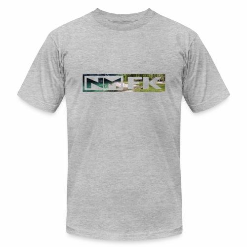 NMFK Street Style - Image Outline - Men's Jersey T-Shirt