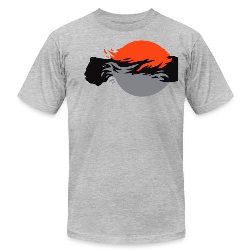 dreweyes 35 - Unisex Jersey T-Shirt by Bella + Canvas
