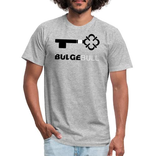 bulgebull_medkey - Unisex Jersey T-Shirt by Bella + Canvas