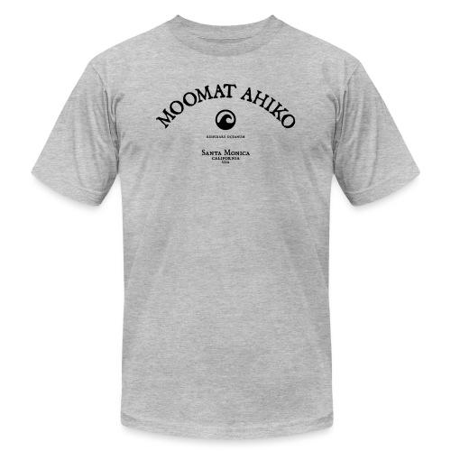Moomat Ahiko classic black 1 - Unisex Jersey T-Shirt by Bella + Canvas