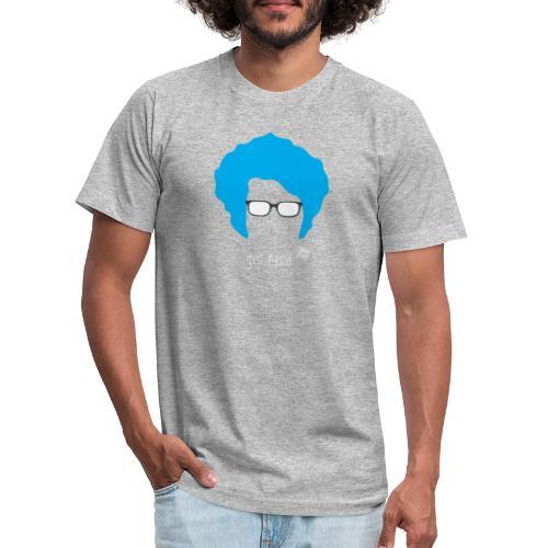 Geo Nerd (him) - Unisex Jersey T-Shirt by Bella + Canvas
