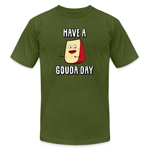 Have A Gouda Day - Men's  Jersey T-Shirt